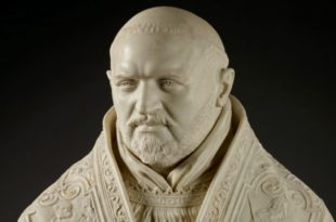 Le buste du pape Paul V